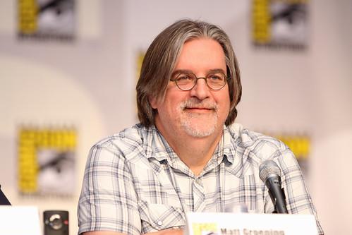 Matt Groening photo