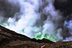Naka-dake Crater
