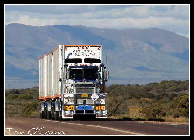 Adelaide Specialised Freight