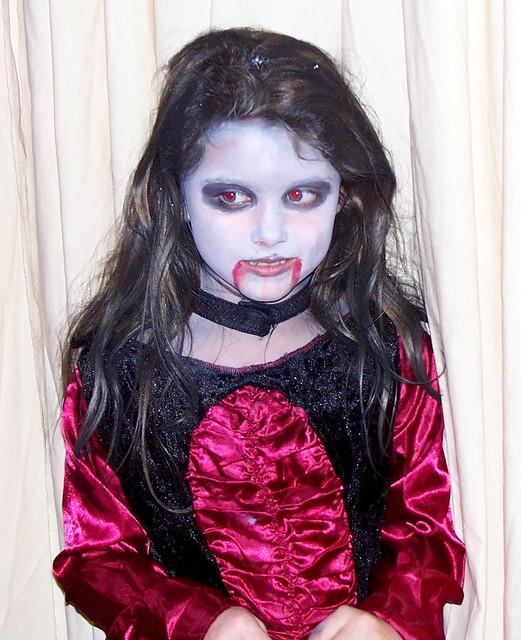Scary kids vampire costume | Flickr - Photo Sharing!