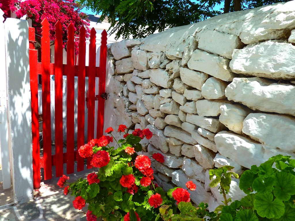 Red gate