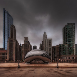The Bean and the Canyon
