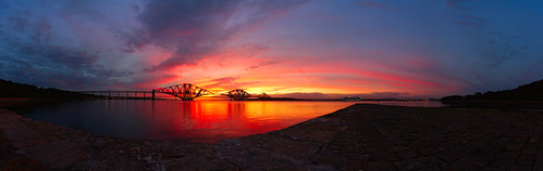 Forth Bridge Panorama 1 | by Dave Smith