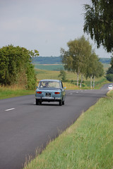 Renault 8 - Photo of Morschwiller