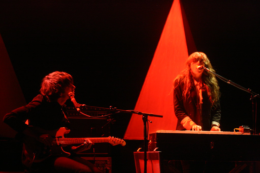 Beach House ::: Red Rocks ::: 09.03.10