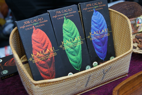 Kallari Chocolate From Ecuador