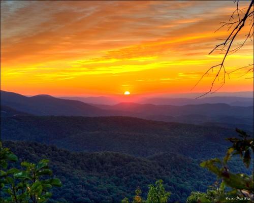 usa mountains colors photoshop sunrise nc flickr adobe wise hdr blueridge blowingrock 2010 cs4 photomatix tonemapped