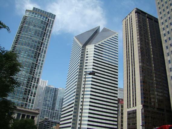 The diamond-shaped building - Chicago | Flickr - Photo ...