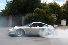GT2RS Smoking.