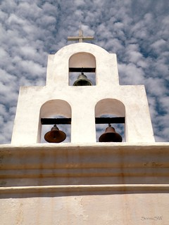 The Chapel at San Xavier