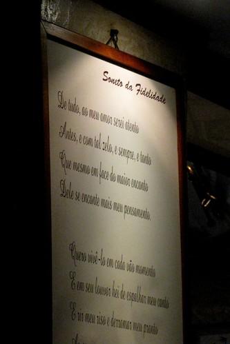 Soneto da Fidelidade - Luana Lied Zapata