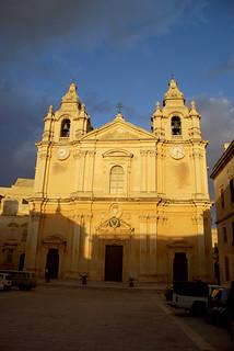 Church in Medina, Malta