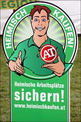 Consume productos austriacos