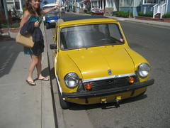 automobile, mini cooper, vehicle, mini, city car, compact car, antique car, land vehicle,