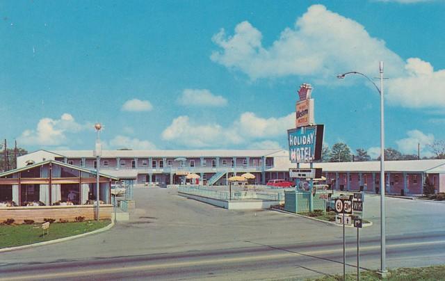 Holiday Motel Restaurant Elizabethtown Kentucky