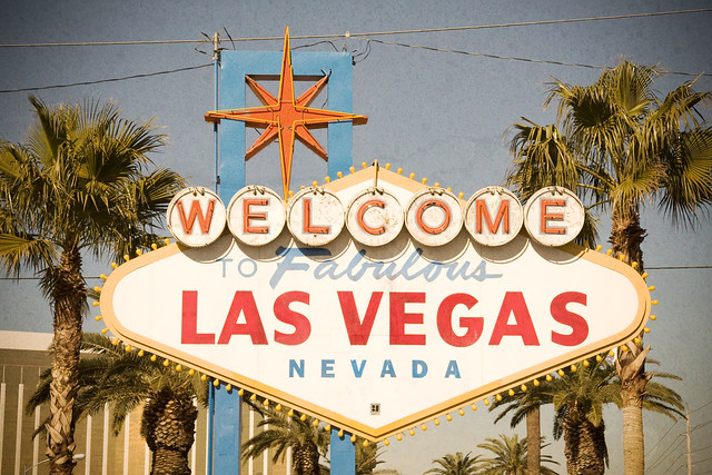 Welcome to Fabulous Las Vegas from Flickr via Wylio
