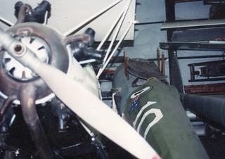 Nieuport 28 (?)