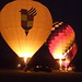 Small photo of Balloons Ablaze