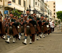 CGM 019 - Pipes and Drums of the London Scottish