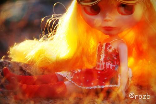 sunset limitededition sandiamountains cwc numbernine rbl albuquerquenewmexico takaratomy sugarbabylove neoblythe futurelovergoggles marabellemelody ninthanniversarydoll