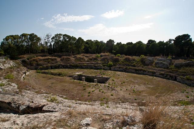 Roman Amphitheatre 17