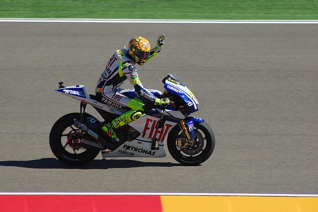 Valentino Rossi  Valentino Rossi en Motorland, Gran Premio …  Flickr - Phot...