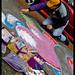 Tacoma Sidewalk Chalk - 2009-04-03
