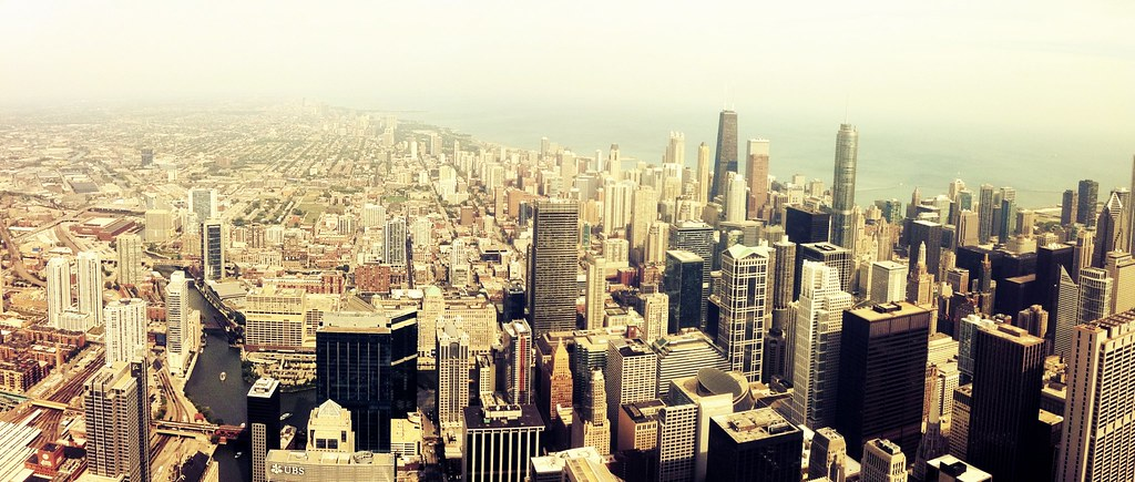 iPhoneography: CHI Skyline