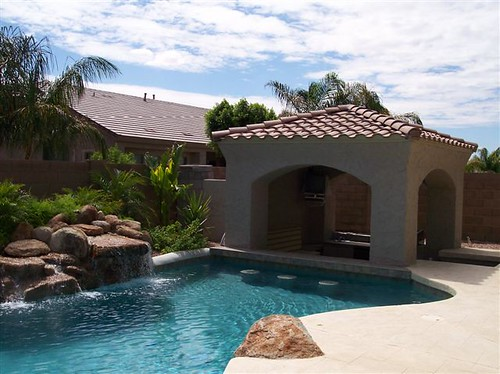 Phoenix Az Swimming Pool Builder And Remodeling True Blue Pools