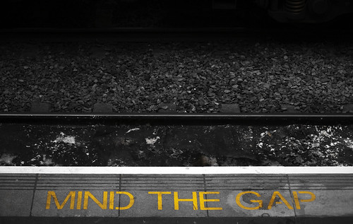 MIND THE GAP by C. G. P. Grey