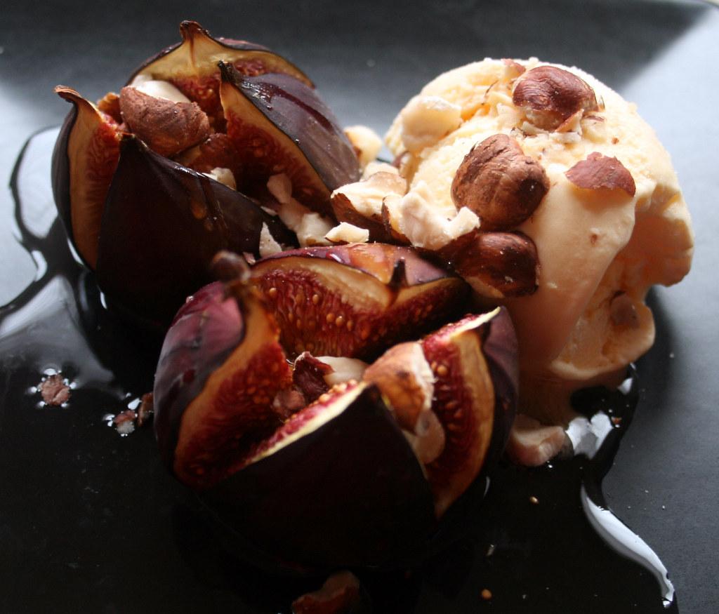 Toasted Hazelnut and Maple Syrup Ice Cream Recipe pics