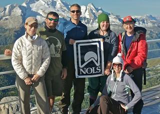 NOLS Alumni Hiking Team