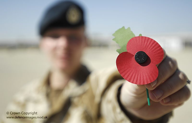 Why We Wear the Poppy | Foreign Office Blogs