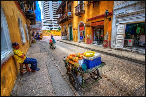 Cartagena, Colombia by szeke