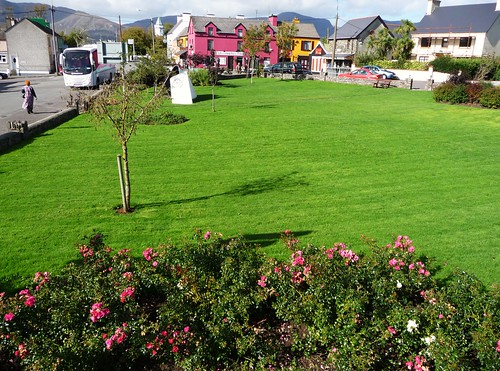 Sneem Village, Ring of Kerry