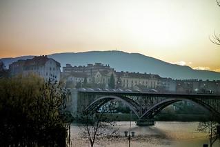 Maribor dusk