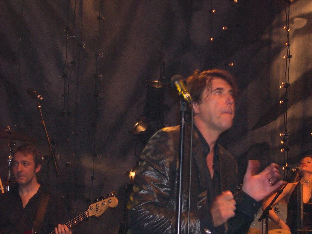 Bryan Ferry at Cardiff's St. David's Hall