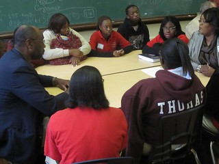APA Partner Johnson Controls Leads Mentoring Activity for