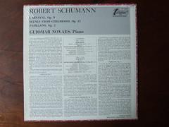 Carnaval op.9 Schumann