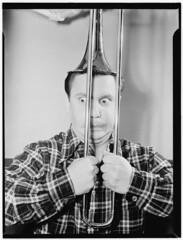 [Portrait of Buddy Morrow, New York, N.Y., ca. Sept. 1946] (LOC)