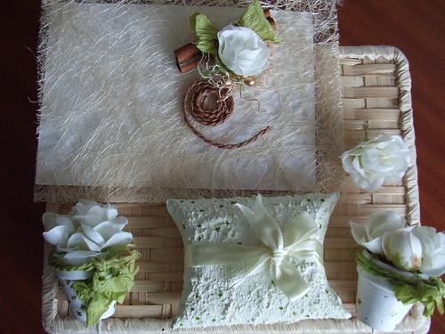 Lembranças para casamento ou baptizado