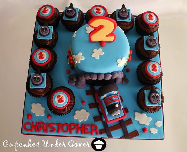Thomas Birthday Cake Sainsburys