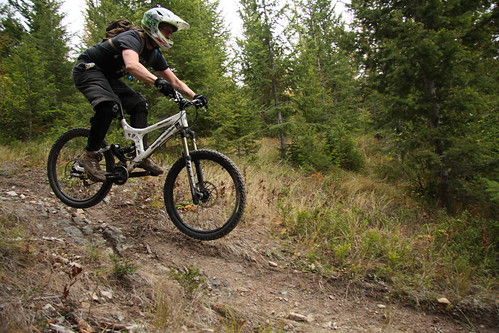 Mountain Biking in Whitefish, MT, by Matthew Ferguson
