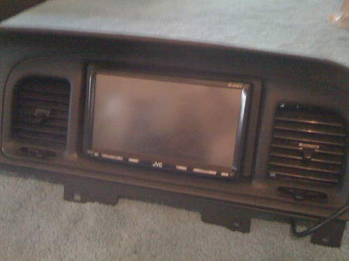 double din radio install body and interior. Black Bedroom Furniture Sets. Home Design Ideas