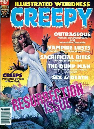 Retrospace: Vintage Scares #19: Creepy and Eerie Magazine