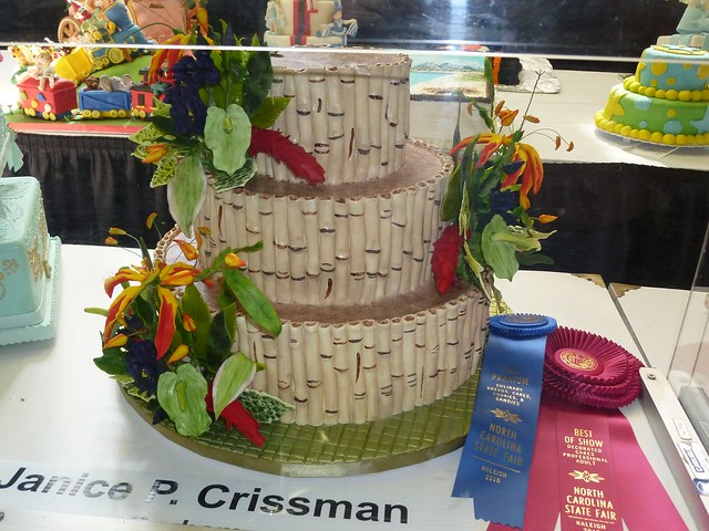 NC State Fair 2010 -- Cake Decorating Contest Flickr ...