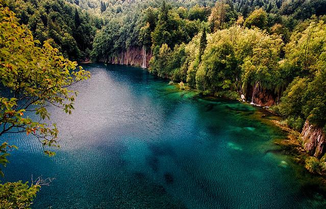 Croatia - Plitvice Lakes: Pristene