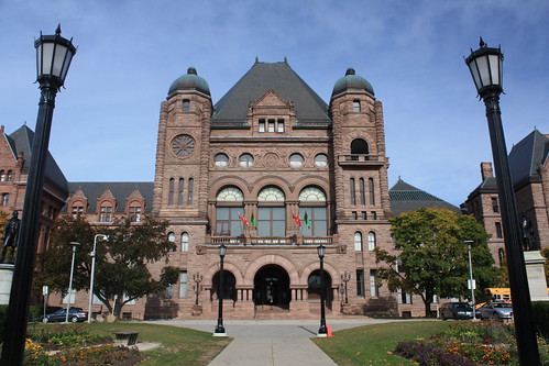 The Legislative Assembly of Ontario