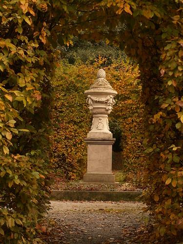 Wenn du fortläufst und schau zurück zum Schlosspark Pulsnitz 056