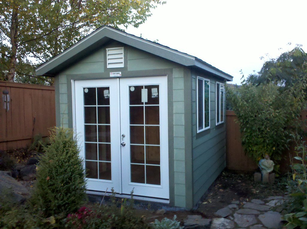 Tuff shed 39 s most interesting flickr photos picssr - Garden sheds oregon ...